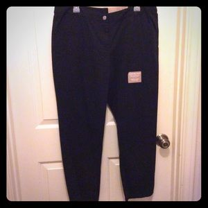 New White Stag 14P black 2 pock Comfort Fit pant